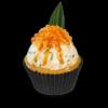 Cendoleh cupcake