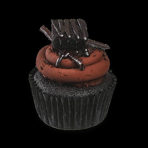 Charlie brown cupcake