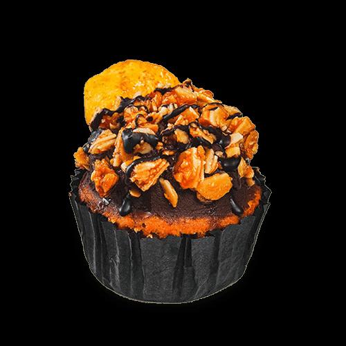 Hunky Monky cupcake