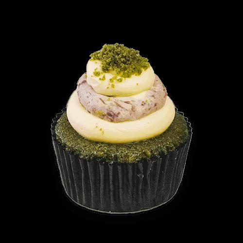 Mini Geisha cupcake