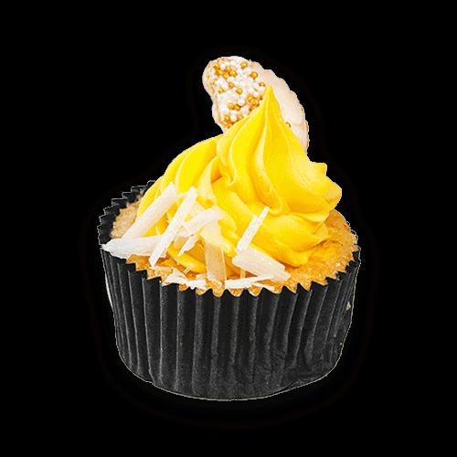 Vanilla Flair cupcake