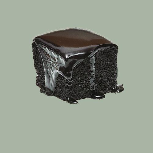 Chocolate Squares slice