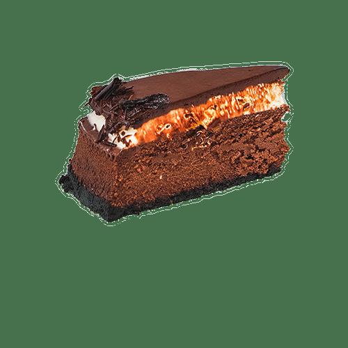 Mochaccino Dream slice
