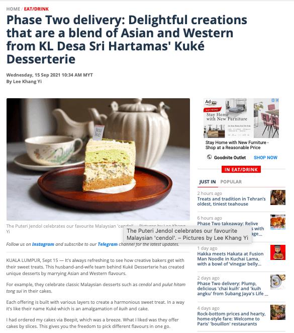 Malay Mail Kuke review
